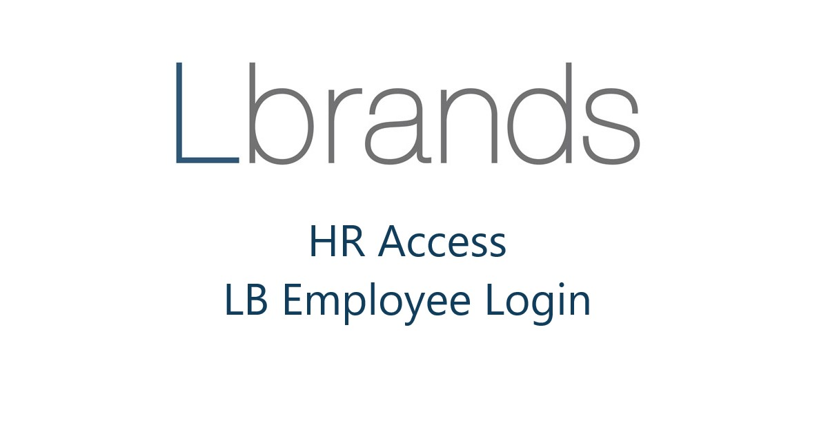 LIMITED BRANDS HR ACCESS